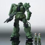 Mobile Suit Gundam MS 06F