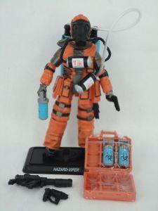 Hasbro G.I. Joe 30th Anniversary Wave 1 Hazard-Viper