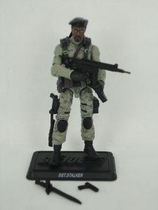 Hasbro G.I. Joe 30th Anniversary Wave 1 Sgt.Stalker