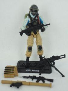 Hasbro G.I. Joe 30th Anniversary Wave 1 Steel Brigade