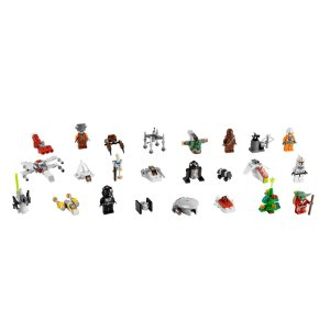 LEGO 7958 Star Wars Advent Calendar 24 Windows