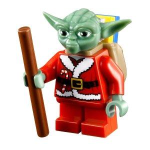LEGO 7958 Star Wars Advent Calendar Christmas Yoda