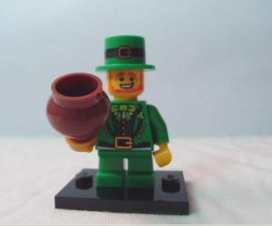 LEGO Collectible Minifigure Series 6 Leprechaun