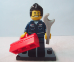 LEGO Collectible Minifigure Series 6 Mechanic