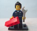 LEGO Collectible Minifigure Series 6 Mechanic