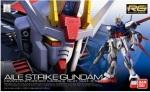 Bandai RG 1/144 Real Grade Aile Strike Gundam