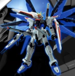 Bandai RG 1/144 Real Grade ZGMF-X10A Freedom Gundam
