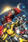 IDW Transformers Comics Universe Transformers Robots in Disguise