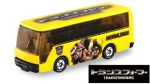 Tomica Transformers Revenge Of The Fallen Wrapping Bus