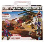 Hasbro Kre-O Transformers Rotor Rage