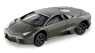 Metallic Grey Tomica Lamboghini Reventon