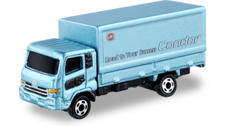 Light Blue Metallic Tomica UDTrucks Condor