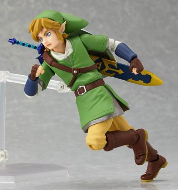 Figma Link Posed Using Stand