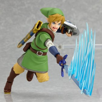 Figma Link From The Legend of Zelda: Skyward Sword