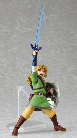 Figma Link with The Master Sword