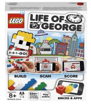 LEGO Life of George II Bricks for iPhone, iPod Touch, iPad and Android