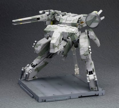 Metal Gear Solid 1:100 Metal Gear REX Plastic Kit from Kotobukiya