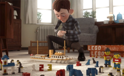 The LEGO Story:- 80th Birthday Of The LEGO Group Video Screencap