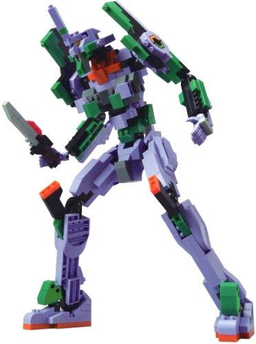 Kawada Diablock EVA Unit 01 Neon Genesis Evangelion