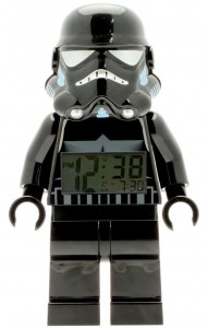 LEGO Star Wars Shadow Stormtrooper Alarm Clock