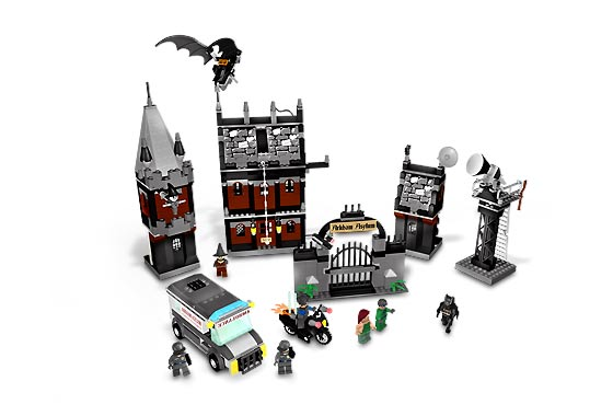 2006 LEGO Batman Arkham Asylum
