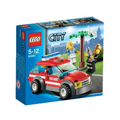 LEGO City 2013 60001 Fire Patrol Cars