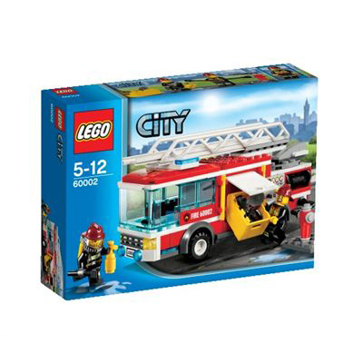 LEGO City 2013 60002 Fire Truck