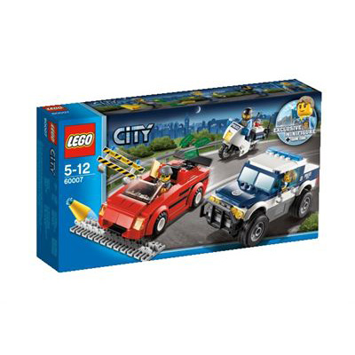 LEGO City 2013 60007 Car Chase