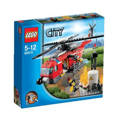 LEGO City 2013 60010 Fire Helicopter