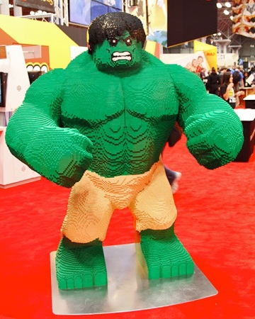 LEGO The Hulk