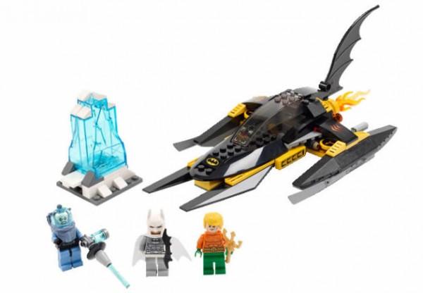 LEGO Super Heroes DC Universe 76000 Batman vs. Mr Freeze - Aquaman on Ice