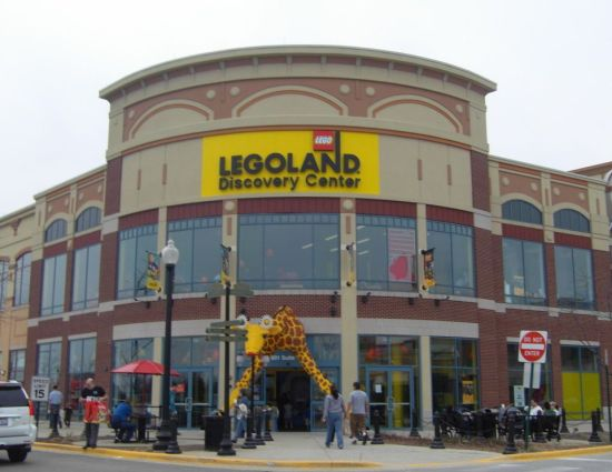 LEGOLAND Discovery Center Chicago