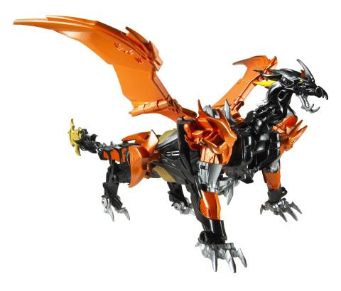 Hasbro Transformers Prime Beast Hunters Predacon Voyager Scale Predaking
