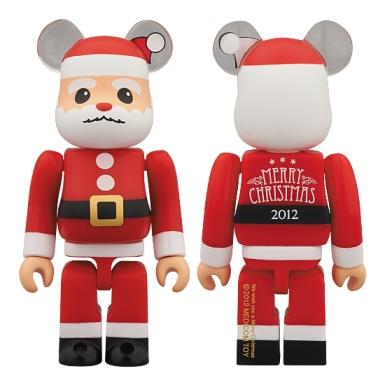 2012 Xmas BE@RBRICK Santa ClausVer.