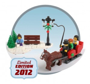 3300014 LEGO Limited Edition Holiday Set 2012