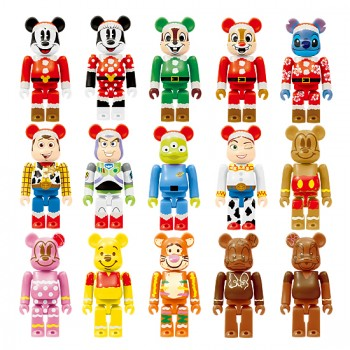 Disney Christmas Party BE@RBRICK 1