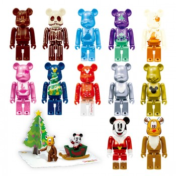 Disney Christmas Party BE@RBRICK 2