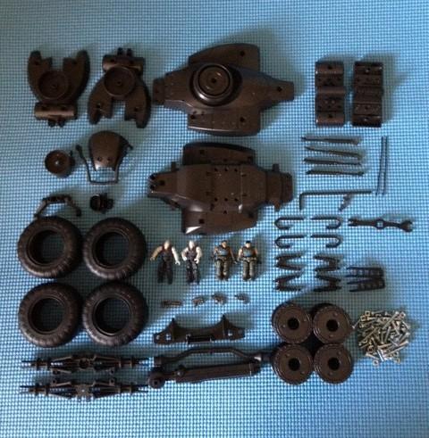 Erector Gears Of War Centaur Parts