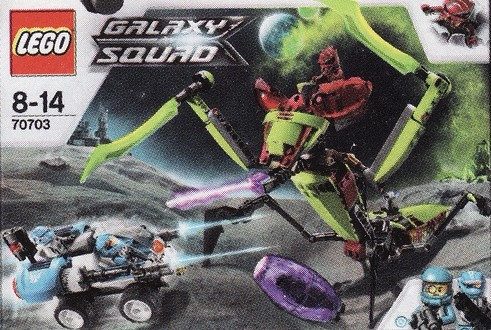 LEGO Galaxy Squad Star Slicer 70703
