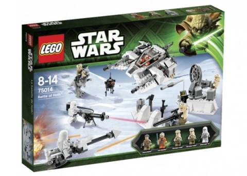 LEGO Star Wars 75014 Battle of Hoth Box