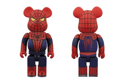 The Amazing Spider-Man x Medicom Toy 1000% Bearbrick