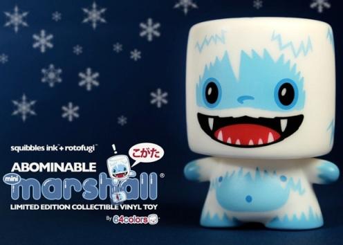 64 Colors Abominable Marshall