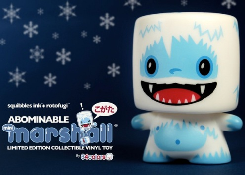 64 Colors Abominable Marshall