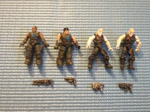 Erector Gears Of War Centaur Figures