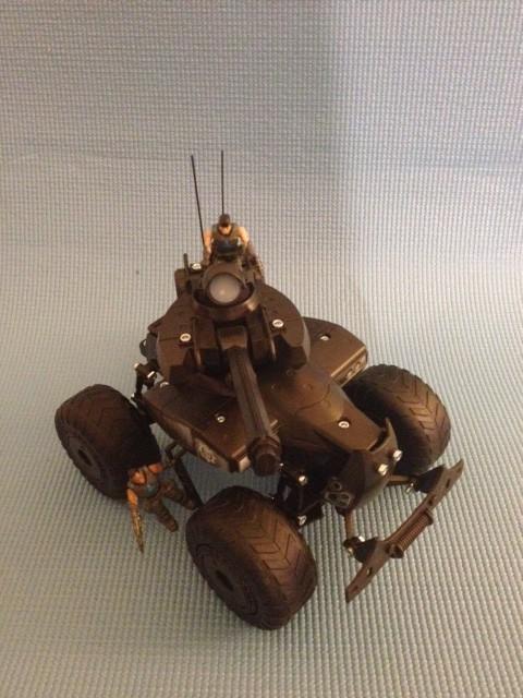 Erector Gears Of War Centaur Top