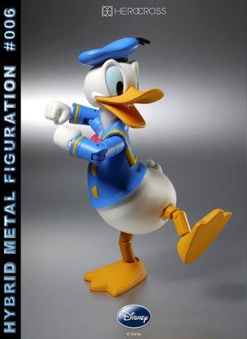 HeroCross Donald Duck Action Figure