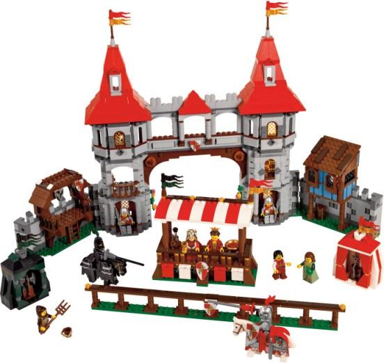 LEGO Castle Kingdoms Joust 10223