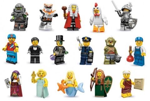 LEGO Collectible Minifigures Series 9