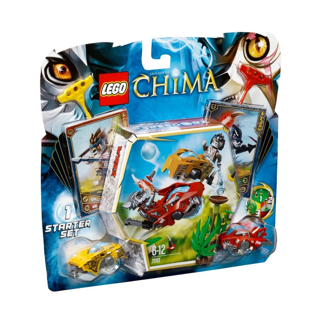 LEGO Legends of Chima Chi Battles 70113