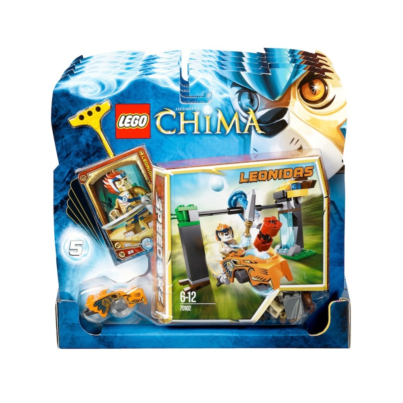 LEGO Legends of Chima Chi Waterfall  70102